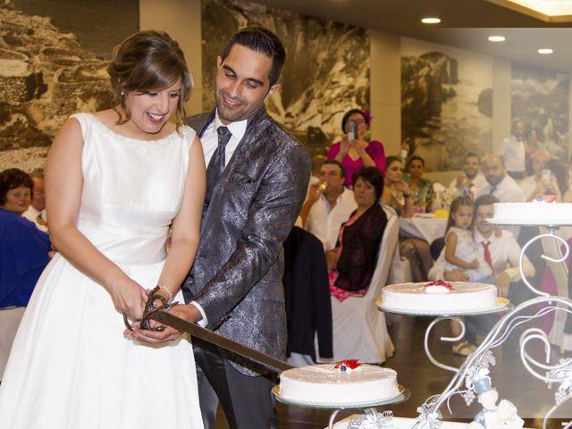 La boda de Manu y Tamara en Santiago De Compostela, A Coruña 25