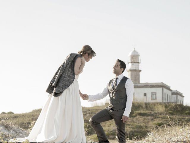 La boda de Manu y Tamara en Santiago De Compostela, A Coruña 35