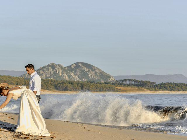 La boda de Manu y Tamara en Santiago De Compostela, A Coruña 37