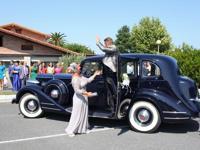 La boda de Egoitz y Maitane en Laukiz, Vizcaya 12
