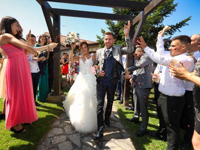 La boda de Egoitz y Maitane en Laukiz, Vizcaya 20