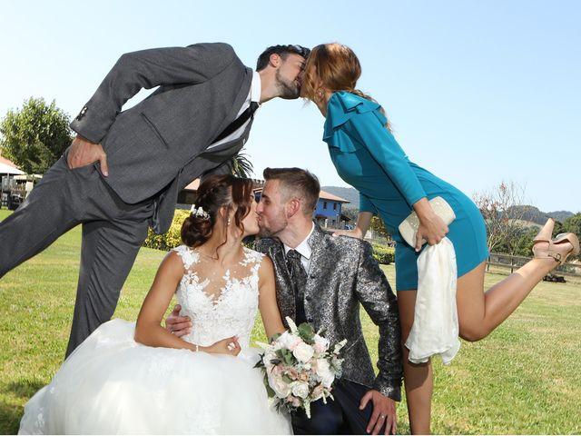 La boda de Egoitz y Maitane en Laukiz, Vizcaya 22