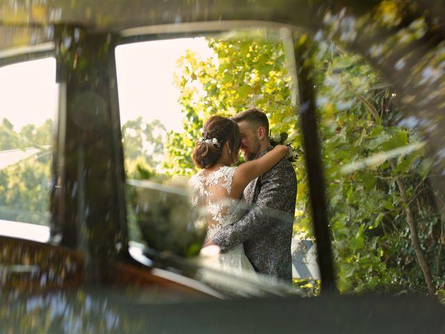 La boda de Maitane y Egoitz