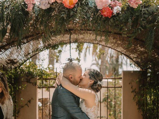 La boda de David y Natalia en Elx/elche, Alicante 1