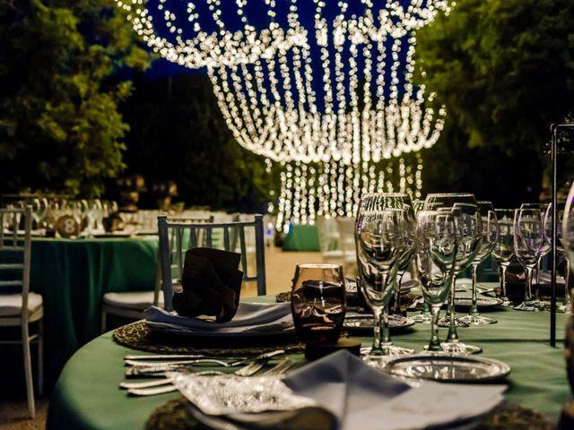 La boda de Jaime y Nina en Montijo, Badajoz 12