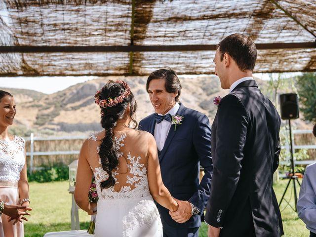 La boda de Jorge y Lilian en Ciempozuelos, Madrid 14