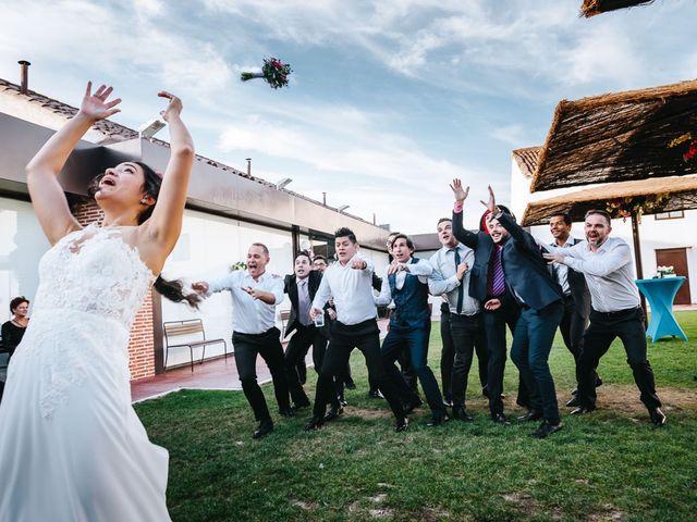 La boda de Jorge y Lilian en Ciempozuelos, Madrid 35