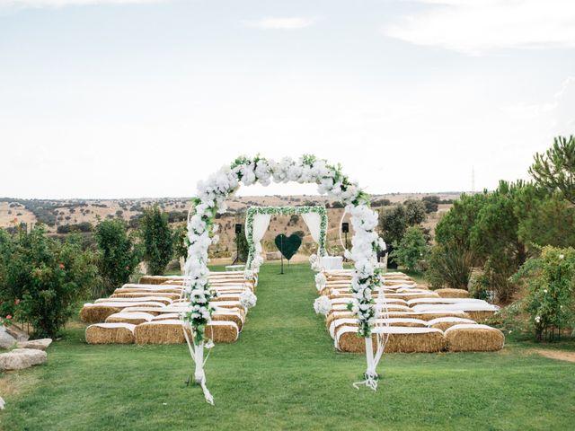 La boda de Miguel Ángel y Laura en San Agustin De Guadalix, Madrid 31