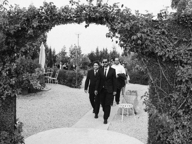 La boda de Miguel Ángel y Laura en San Agustin De Guadalix, Madrid 38