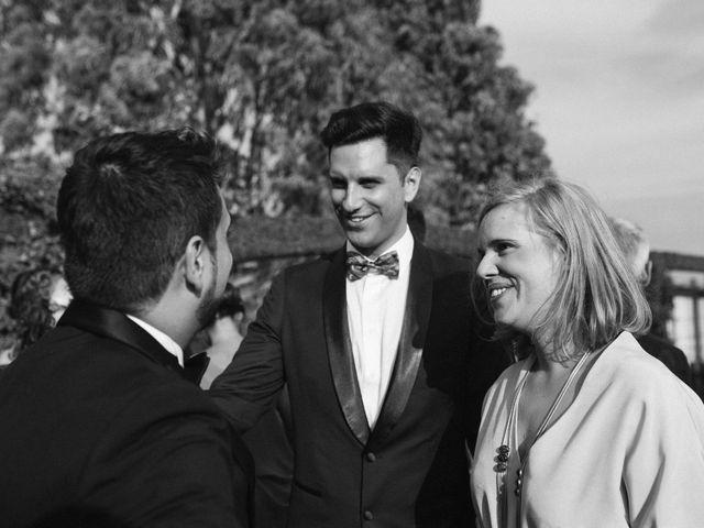 La boda de Miguel Ángel y Laura en San Agustin De Guadalix, Madrid 42