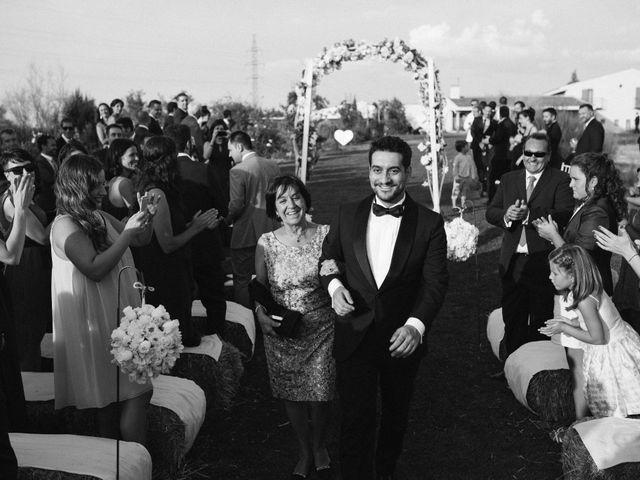 La boda de Miguel Ángel y Laura en San Agustin De Guadalix, Madrid 53
