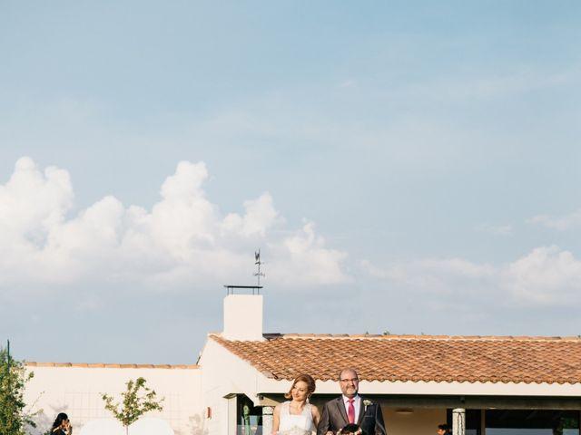 La boda de Miguel Ángel y Laura en San Agustin De Guadalix, Madrid 58