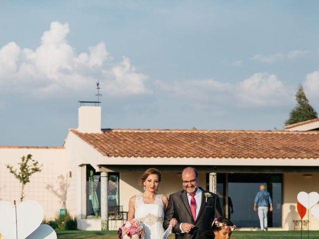 La boda de Miguel Ángel y Laura en San Agustin De Guadalix, Madrid 59