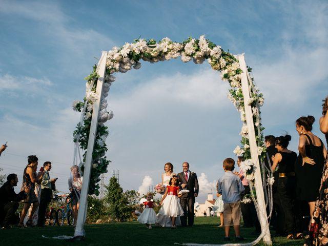 La boda de Miguel Ángel y Laura en San Agustin De Guadalix, Madrid 61