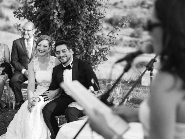 La boda de Miguel Ángel y Laura en San Agustin De Guadalix, Madrid 66