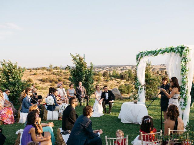 La boda de Miguel Ángel y Laura en San Agustin De Guadalix, Madrid 67