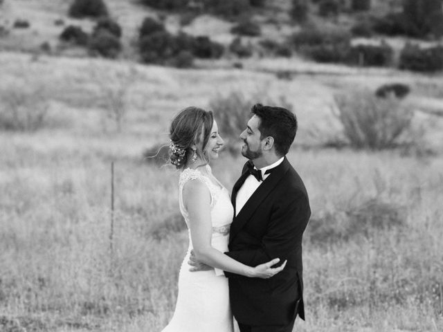 La boda de Miguel Ángel y Laura en San Agustin De Guadalix, Madrid 83