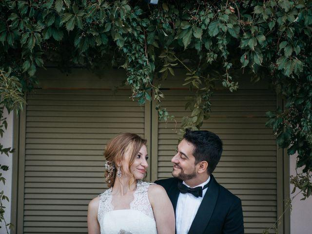 La boda de Laura y Miguel Ángel