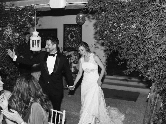 La boda de Miguel Ángel y Laura en San Agustin De Guadalix, Madrid 100