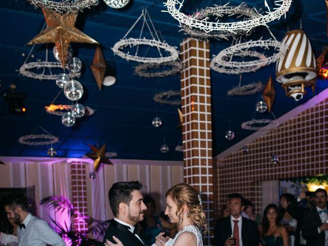 La boda de Miguel Ángel y Laura en San Agustin De Guadalix, Madrid 103