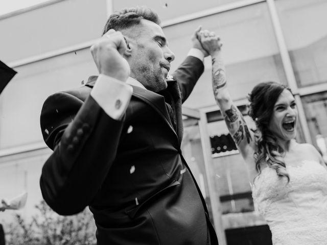 La boda de Pablo  y Olatz en Amurrio, Álava 5