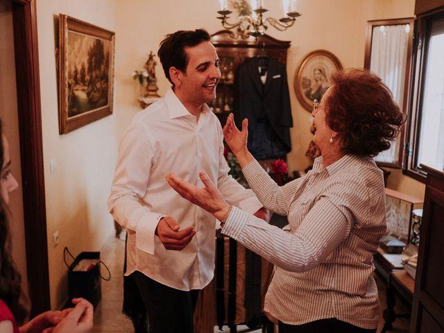 La boda de Alejandro y Carmen en Marchena, Sevilla 3