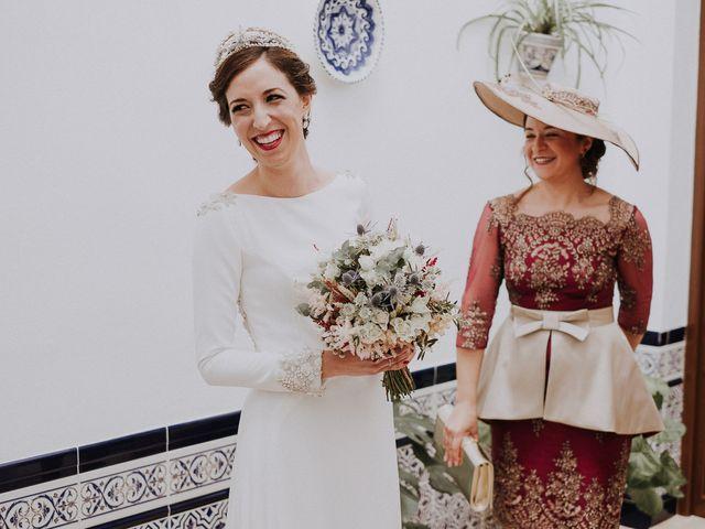 La boda de Alejandro y Carmen en Marchena, Sevilla 21