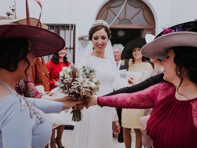 La boda de Alejandro y Carmen en Marchena, Sevilla 32