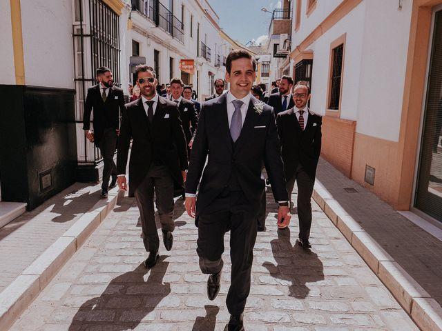 La boda de Alejandro y Carmen en Marchena, Sevilla 1