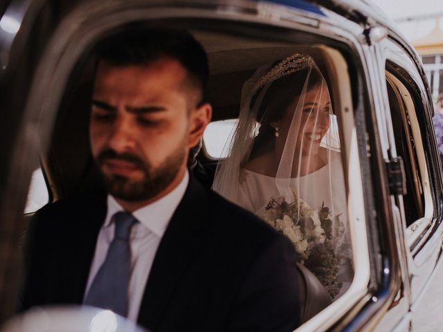 La boda de Alejandro y Carmen en Marchena, Sevilla 39
