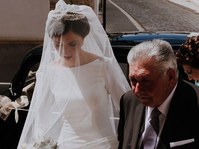 La boda de Alejandro y Carmen en Marchena, Sevilla 41