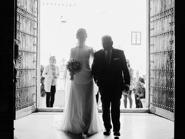 La boda de Alejandro y Carmen en Marchena, Sevilla 42