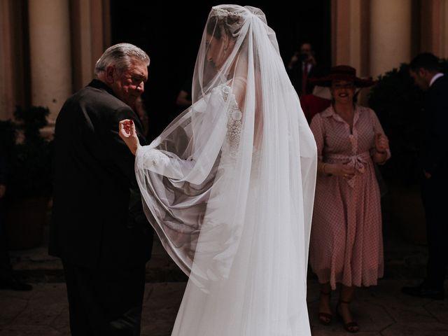 La boda de Alejandro y Carmen en Marchena, Sevilla 43