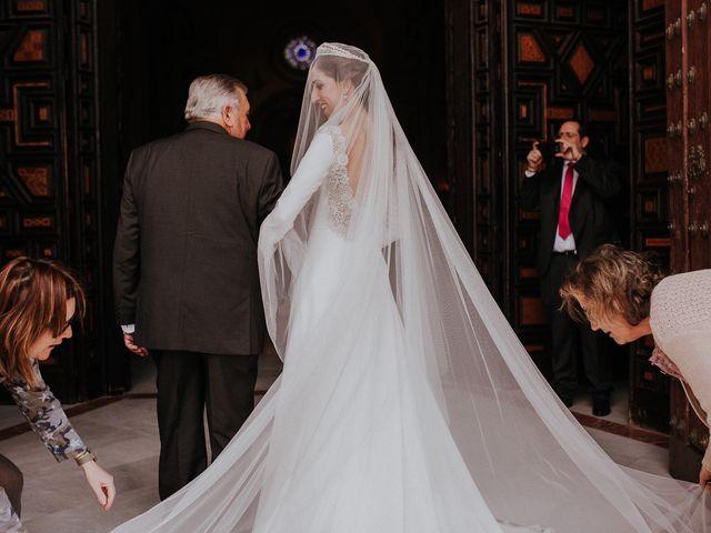 La boda de Alejandro y Carmen en Marchena, Sevilla 2