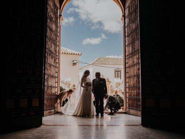 La boda de Alejandro y Carmen en Marchena, Sevilla 44
