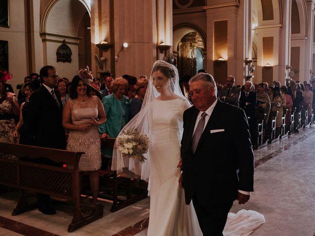 La boda de Alejandro y Carmen en Marchena, Sevilla 45