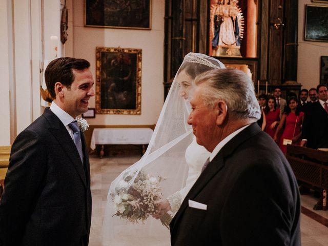 La boda de Alejandro y Carmen en Marchena, Sevilla 46