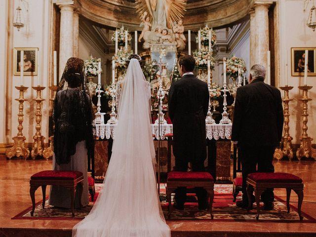 La boda de Alejandro y Carmen en Marchena, Sevilla 48