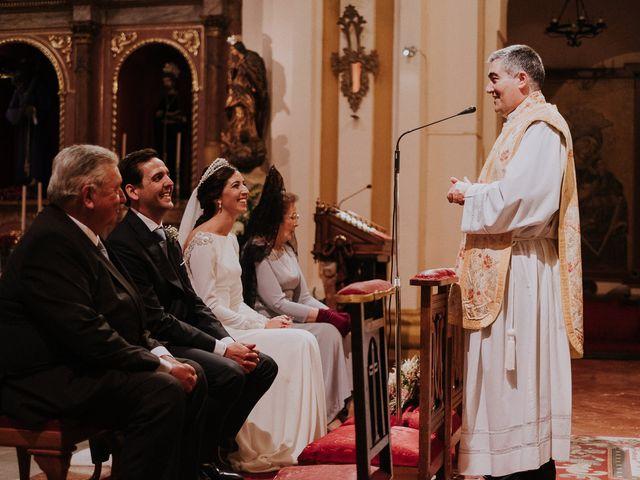 La boda de Alejandro y Carmen en Marchena, Sevilla 50