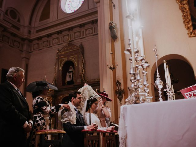 La boda de Alejandro y Carmen en Marchena, Sevilla 52