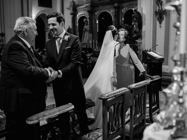 La boda de Alejandro y Carmen en Marchena, Sevilla 53