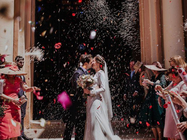 La boda de Alejandro y Carmen en Marchena, Sevilla 54