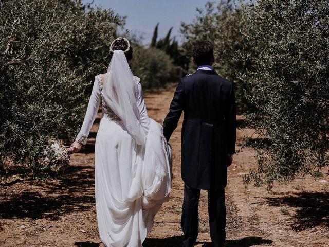 La boda de Alejandro y Carmen en Marchena, Sevilla 55