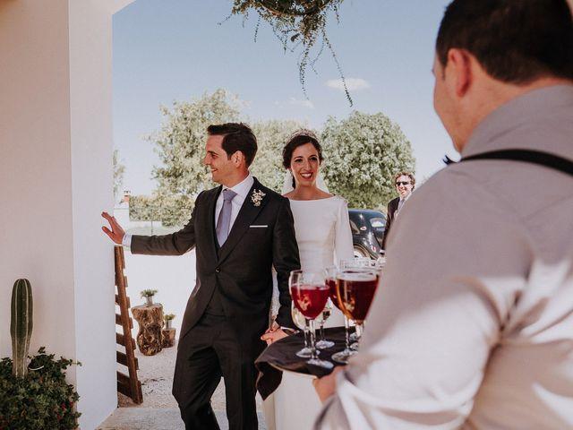 La boda de Alejandro y Carmen en Marchena, Sevilla 60