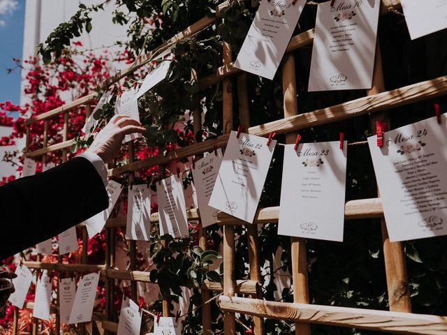 La boda de Alejandro y Carmen en Marchena, Sevilla 61
