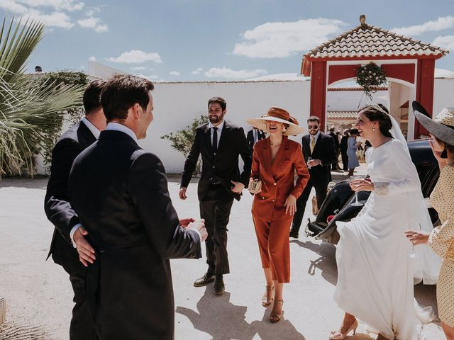 La boda de Alejandro y Carmen en Marchena, Sevilla 67