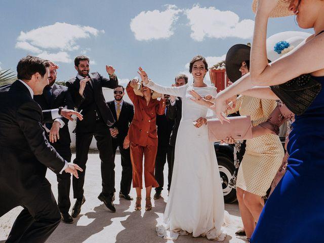 La boda de Alejandro y Carmen en Marchena, Sevilla 68