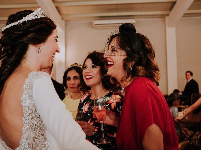 La boda de Alejandro y Carmen en Marchena, Sevilla 80