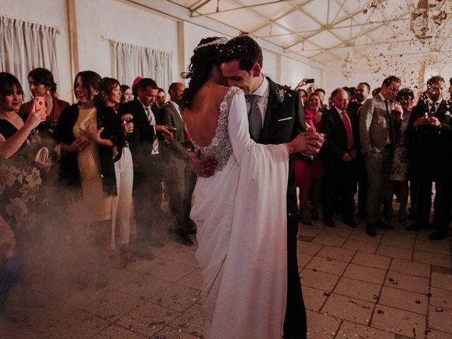 La boda de Alejandro y Carmen en Marchena, Sevilla 84