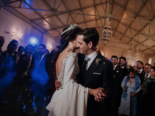 La boda de Alejandro y Carmen en Marchena, Sevilla 85